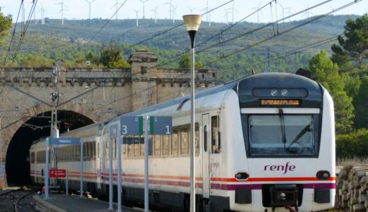 電車がトンネルに入り始めてから完全に通過するまでの速さの問題の解き方は?